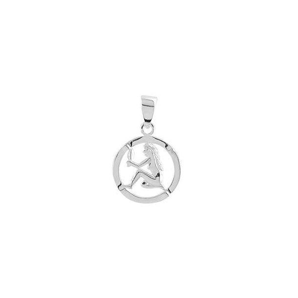 Sølv stjernetegn Jomfru