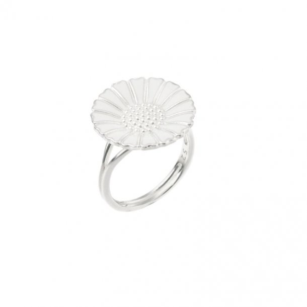 Marguerit ring 18mm