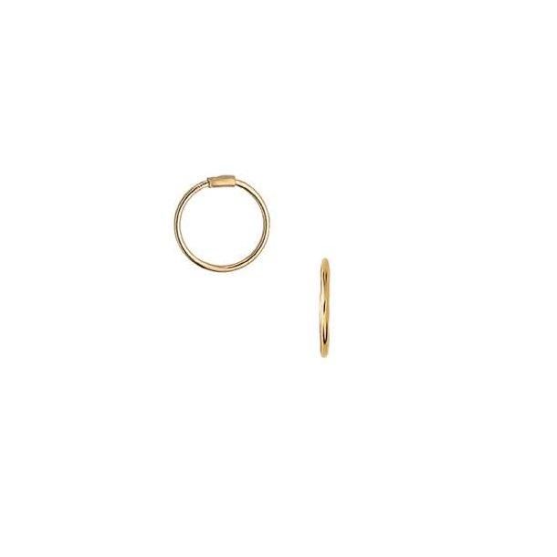 8 kt. creol, 12 mm