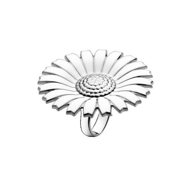 Hvid Daisy Ring 43 mm