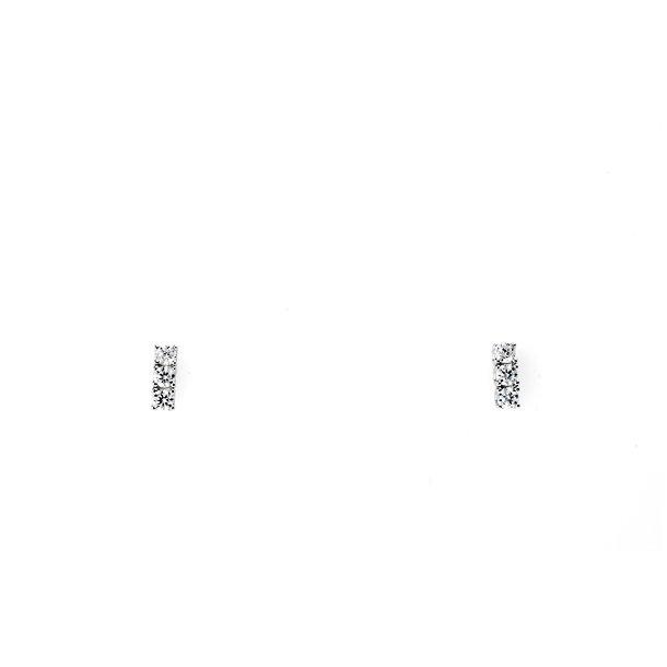 Sølv ørestikker