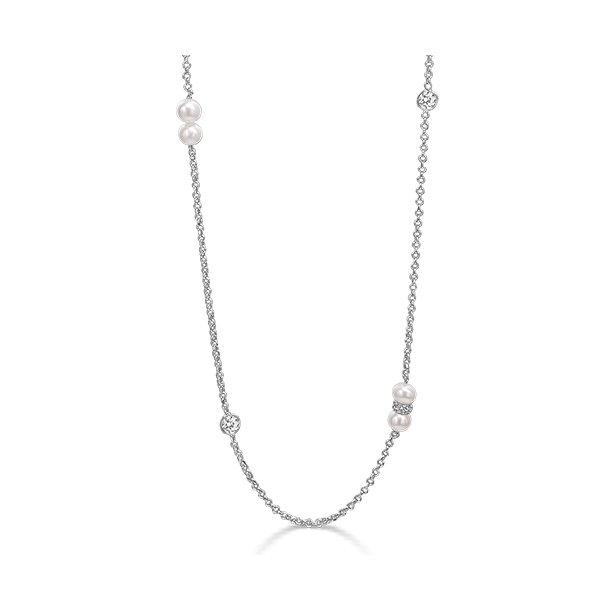 Aagaard sølv halskæde
