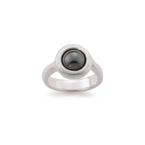 Hæmatit ring