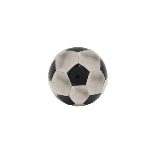 Fortinnet fodbold sparebøsse