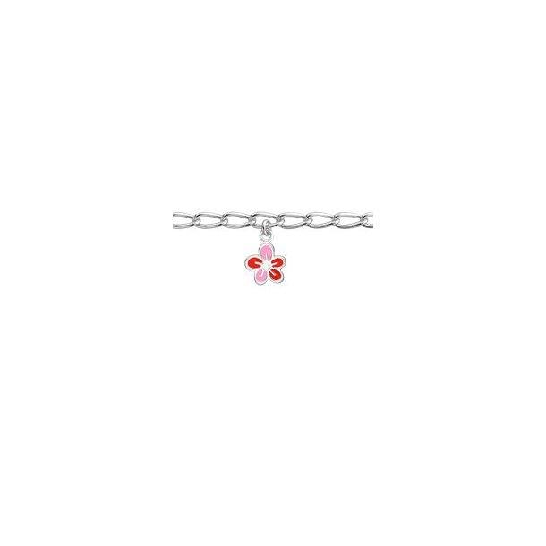 Børnearmbånd med blomst