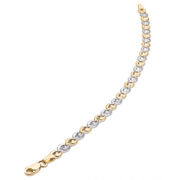 8 karat guld collier