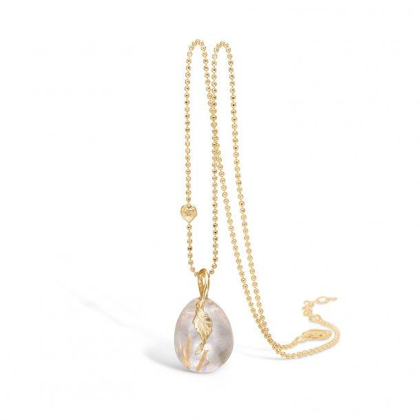 14 karat guld halskæde