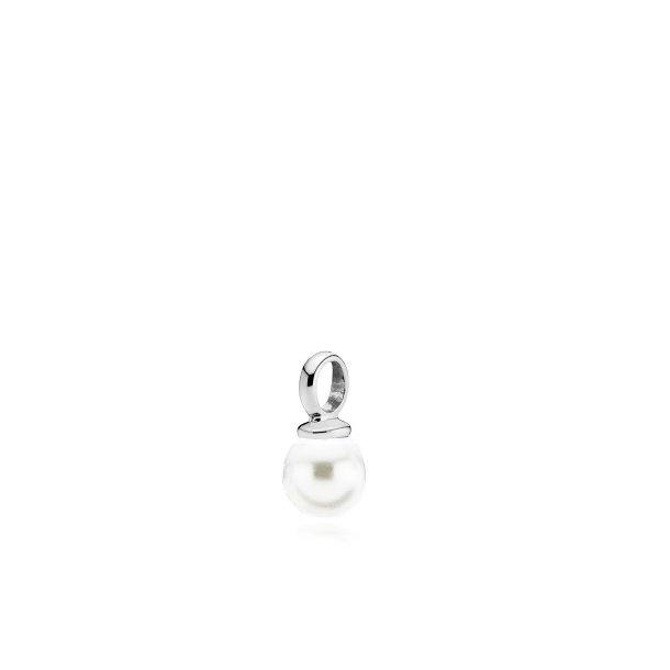 Perlevedhæng til øreringe